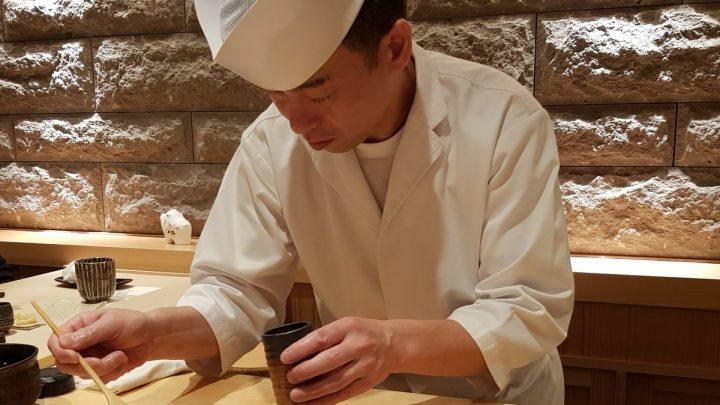 Review Restaurant Sushi Shin