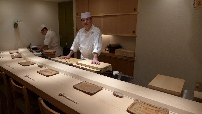 Review Restaurant Sushi Yoshitake