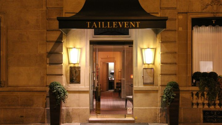 Review Restaurant Taillevent