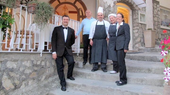 Review Restaurant Taverna del Capitano