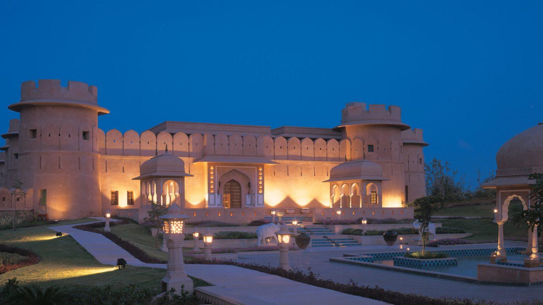 Review Hotel The Oberoi Rajvilas