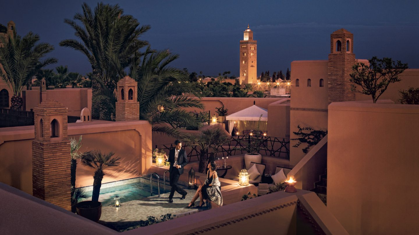 Review Hotel The Royal Mansour