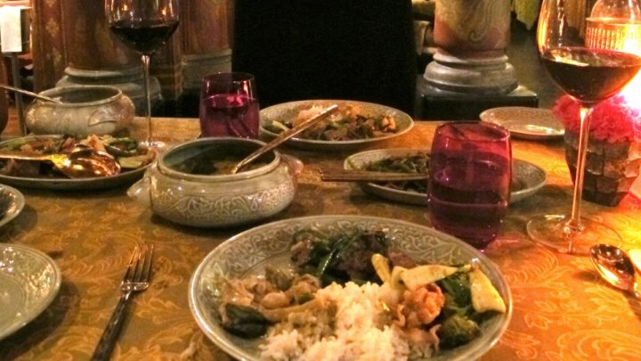 Review Restaurant The Spice Route