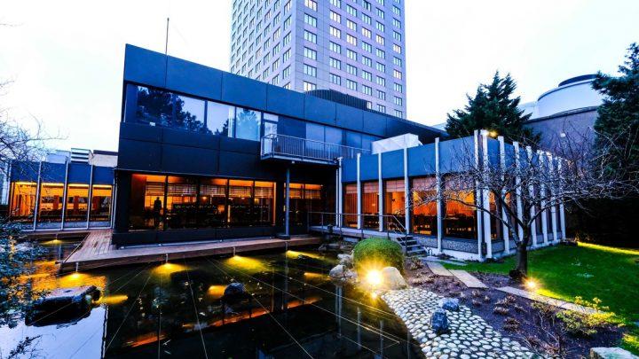 Review Restaurant Yamazato Restaurant