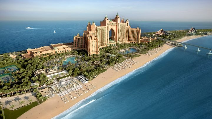 Review Hotel Atlantis Dubai