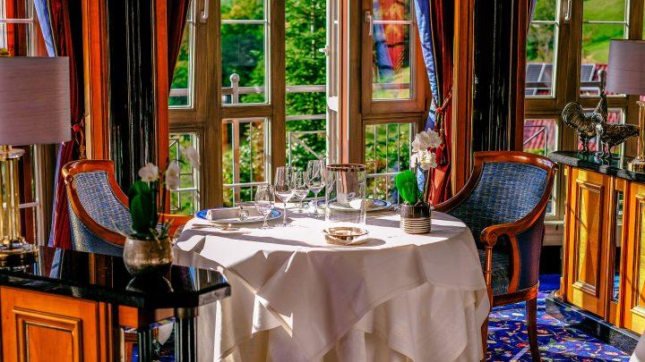 Review Restaurant Le Pavillon